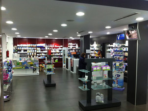 Farmacia y parafarmacia en Carabanchel, Madrid