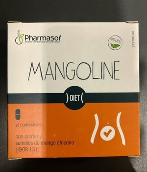 Mangoline 28 Comprimidos